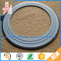 Long working life anti-aging self lubrication round plastic gasket