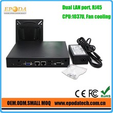 Embedded Network Server Desktop PC Wifi Thin Station DDR2