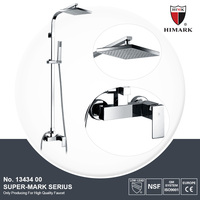 HIMARK surface mounted rain shower various type of faucets