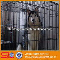 Animal cage,welding mesh for cages,stainless steel dog kennels