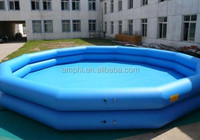 factory inflatable hamster ball pool/walking water ball pool