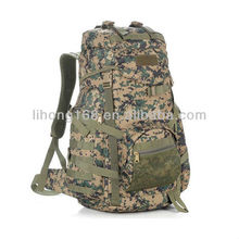 wholesale waterproof camouflage army back pack