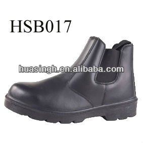 both side elastic name brand Australian hot selling safety shoes
