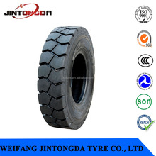 Forklift Pnuematic Tyre 6.00-15 Solid Tyre Forklift Tyre