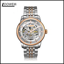 2017 Top 10 Brand Automatical Mechanical Hand Wrist Watch for Men Sapphire Window relogio masculino/name brand wrist watch