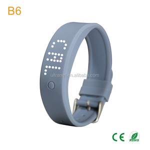 Consumer electronics fitness bluetooth smart wristband B6 smart bracelet watch for IOS android