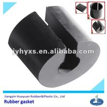 high quality rubber vibration isolator(EPDM,silicone,NR,NBR and recycled rubber)