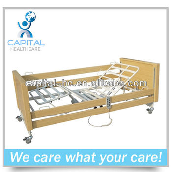 CP-H851 high quality electric five-function home care nursing bed in europe