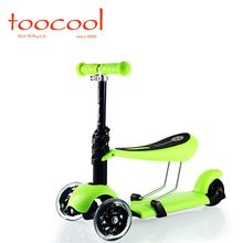 Hot selling 3 in 1 three wheel kick scooter for Kids TK03