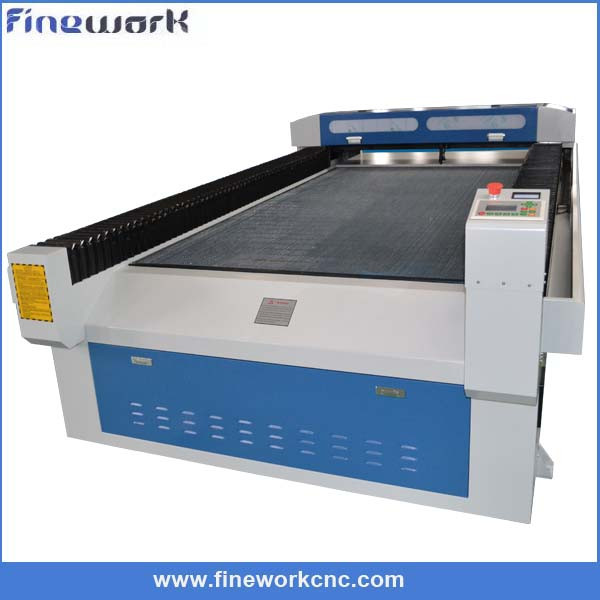 FW- large portable laser wood cutting machine price for wooden crafts making die board