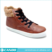 2018 Hotsale High Neck PVC Outeole Leisure Skateboard Shoes high heel shoes men india