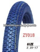 2012 popular motorcycle tyre 2.25-17