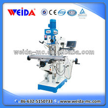 small drilling and milling machine,vertical and horizontal milling machine,milling/drilling machine XZ6350G