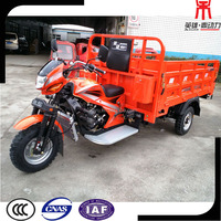 250cc 3 Wheels Motorbike Motorised Tricycle With Strong Tricycle Chasis