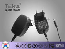 9W KA power AC/DC adapter switching