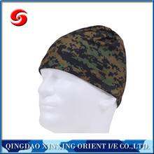 Hot product of 2016 camo style polar fleece winter hat