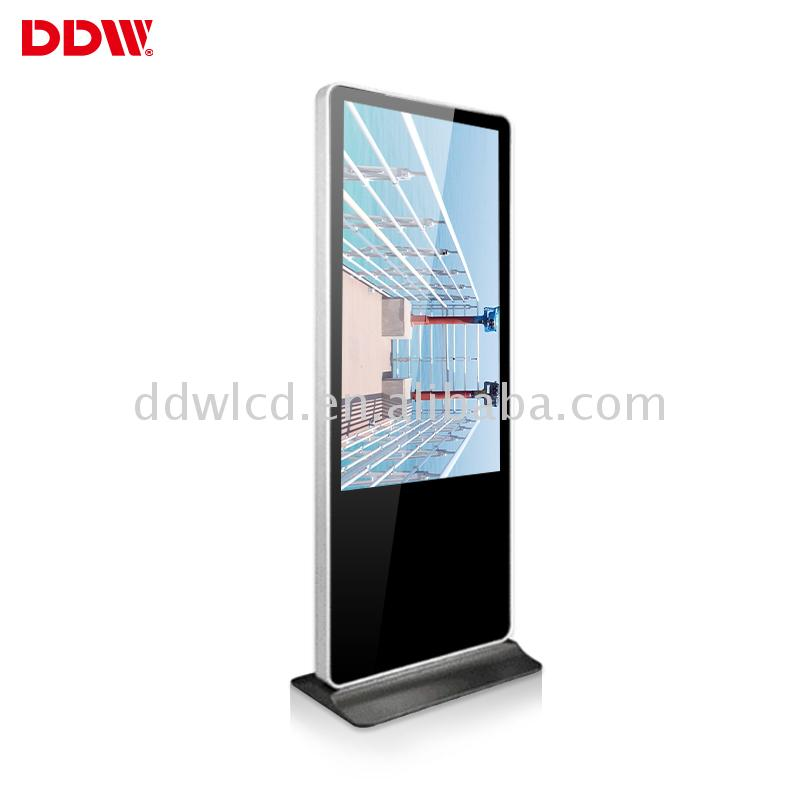 Factory directly sell gif digital picture frame game player full hd big tv advertising screen