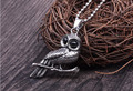 Stainless Steel Jewelry Fashion Customized Owl Pendant