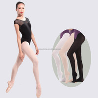 08B00011 Girls Ballet Pantyhose Dance Tights