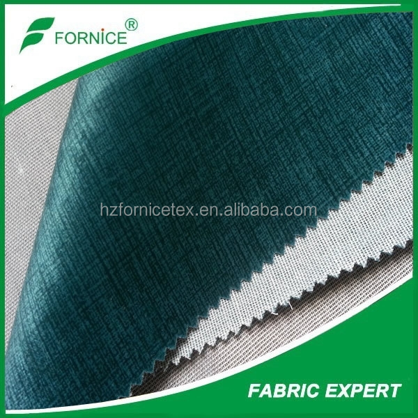 China Factory Supply spain new hot 100% polyester 300gsm plaid print sofa farbic