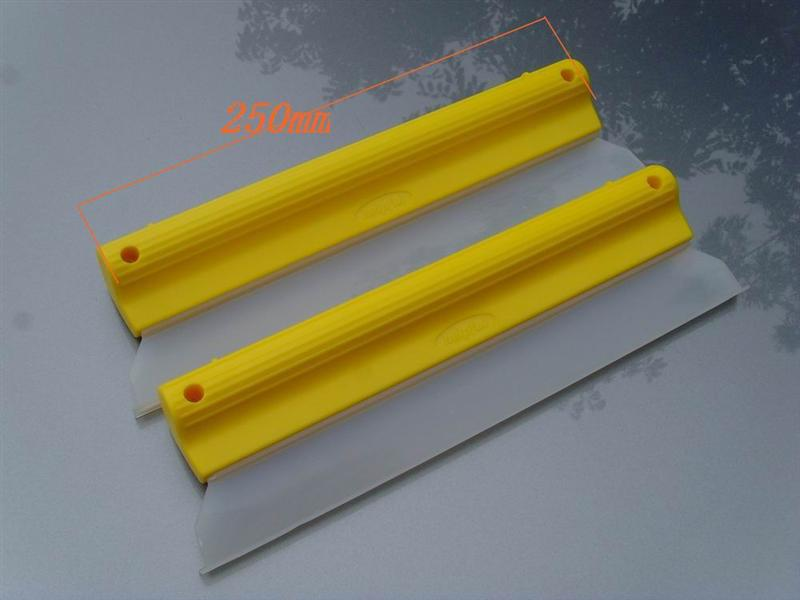 T shape glass cleaning water scraper,glass silicone squeegee water blade