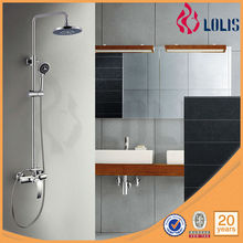 (LLS-5852) china shower faucet mixer rising shower mixer