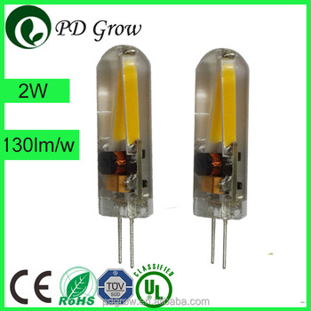 High Power Warm White Ac Dc12v Smd5050 Led Dimmable G6.35 G4 Led ...