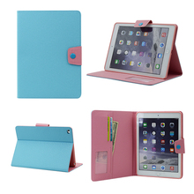 Combo Phone Stand PU Leather Cover Folio Case for Samsung Galaxy Tab 2 P5100 P5110