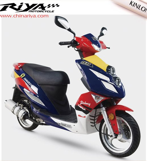 50cc EEC Mini scooter /49cc moped for hot sale