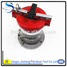 Hot sell anti-dust cap for vapor recovery coupler for tank truck