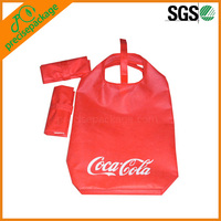 China hot sale foldable polyester shopping Bags