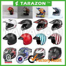 New design and high quality Carbon Fiber & ABS material DOT ECE motocycle helmet for street bike