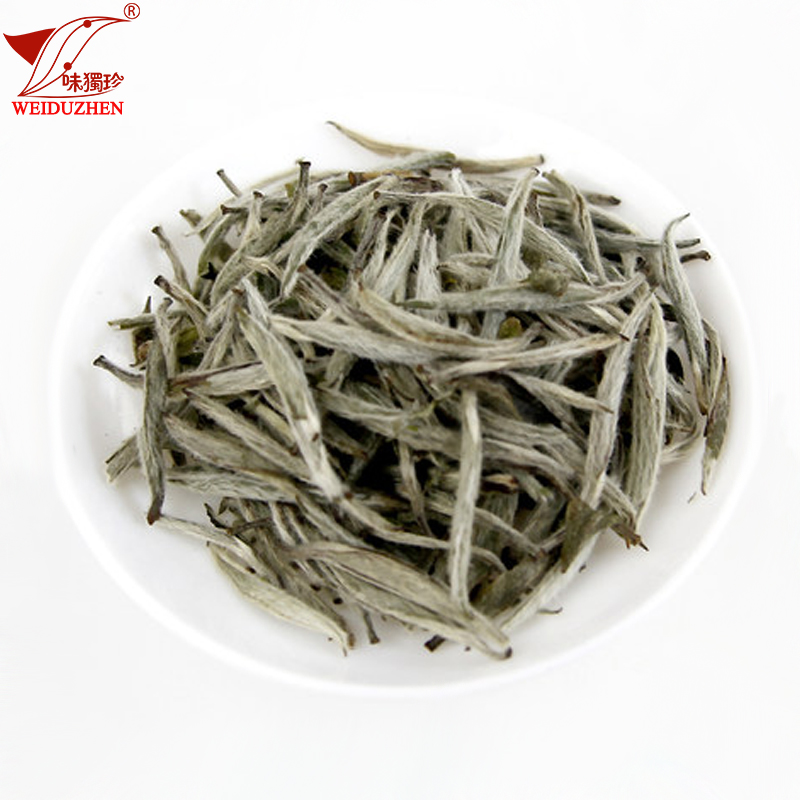 Best Sale 100g Bai Hao YinZhen Sliver Needle Chinese White Tea