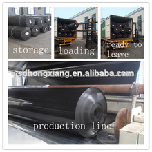 High Quality HDPE Geomembrane Liner, Black Geomembrane Rolls, Pond Liners