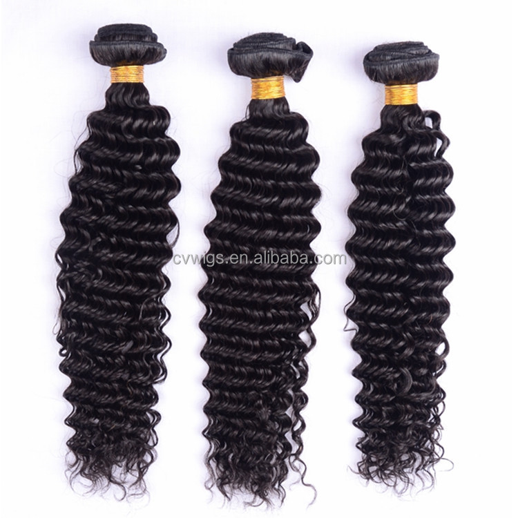 100% Unprocessed hotsale kinky curly virgin brazilian hair
