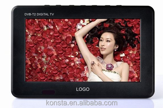 wholesale factory Portable TV lcd tv