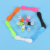 High quality  Hand mini phone fan usb cell phone fan