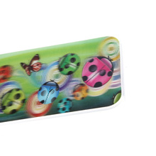 Big Sales Protective Case Fantastic 3D Ladybirds Protective Hard Back Case Cover Skin for Apple iPhone 4/4S