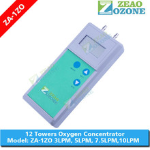 Oxygen concentrator tester/oxygen purity meter/oxygen gas analyzer