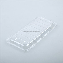 Customized plastic packaging blister package for medicine/toys/cosmetic/electronic/ food tray egg tray