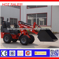 MAP D25 advanced hydraulic garden mini wheel loader