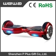 New arrival smart self balance scooter skateboard two wheels balancing electric scooter