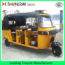 Hot Sale!!! 3 or 6 Passengers THREE WHEEL MOTORCYCLE TAXI