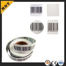 RF label eas system for shop barcode anti-theft rf sticker EC-L303