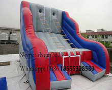 commercial inflatable slide with high quality for sale outdoor inflatable sport games