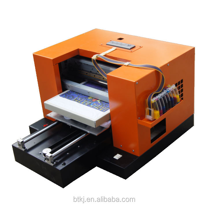 Direct To Garment Printing Machine/uv Flatbed Printer /for Photo ...