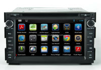 "7"" Android 2 Din Car Multimedia for CEED with Gps Navi,3G,Wifi,Bluetooth,Ipod Support Rear View Camera,DVR"