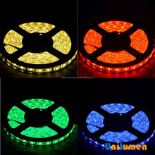 Factory price IP65 DC24V SMD 3014 rgb flexible 100m LED strip