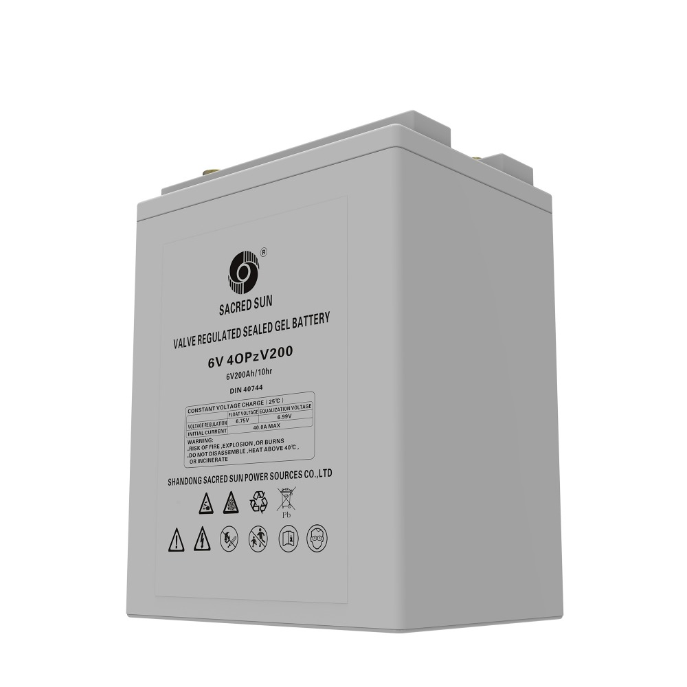6V 200ah lead acid battery for ups,4OPzV200