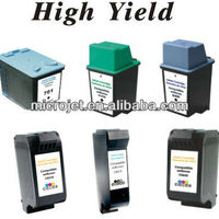 High Yield Compatible Inkjet Print Cartridges